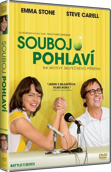 CD Shop - SOUBOJ POHLAVí