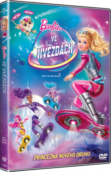CD Shop - BARBIE: VE HVěZDáCH