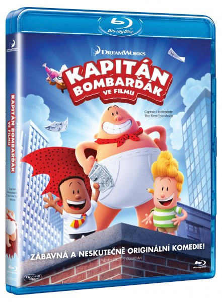 CD Shop - KAPITáN BOMBARďáK VE FILMU