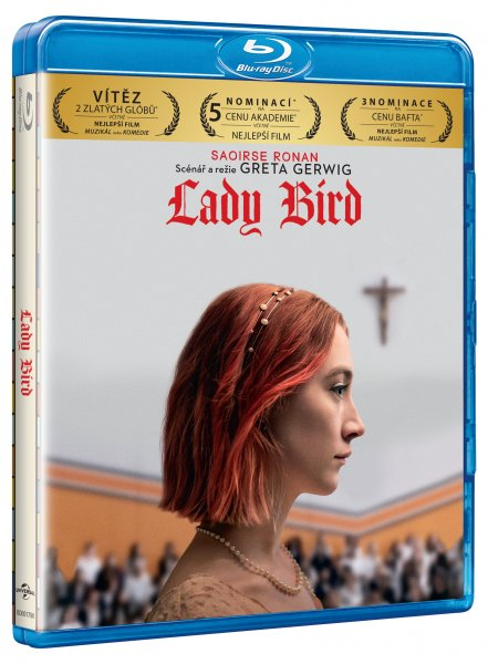 CD Shop - LADY BIRD