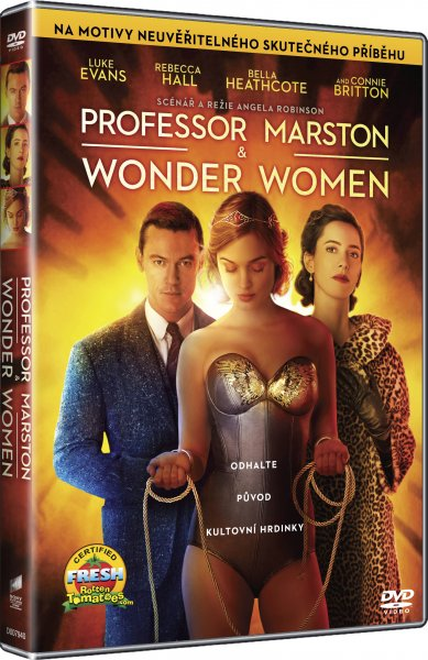 CD Shop - PROFESSOR MARSTON & THE WONDER WOMEN