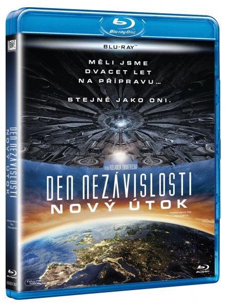 CD Shop - DEN NEZáVISLOSTI: NOVý úTOK