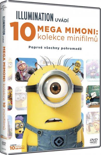 CD Shop - MEGA MIMONI: KOLEKCE 10 MINIFILMů