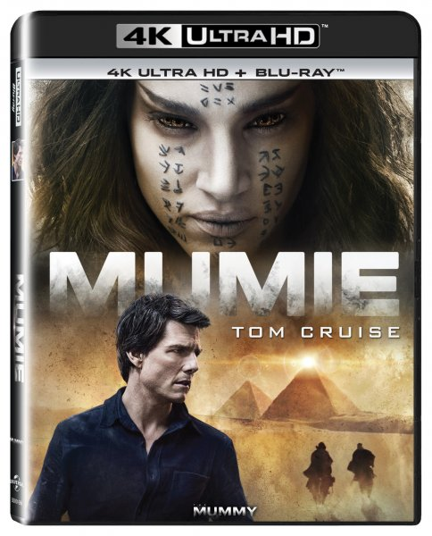 CD Shop - MUMIE (2017) BD + UHD