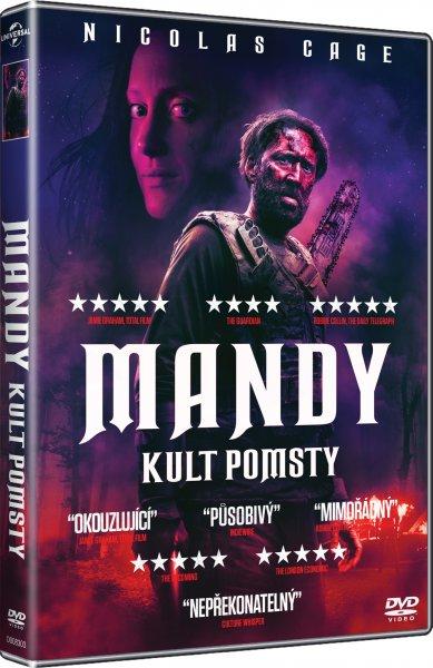 CD Shop - MANDY - KULT POMSTY