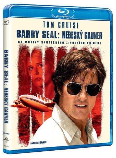 CD Shop - BARRY SEAL: NEBESKý GAUNER
