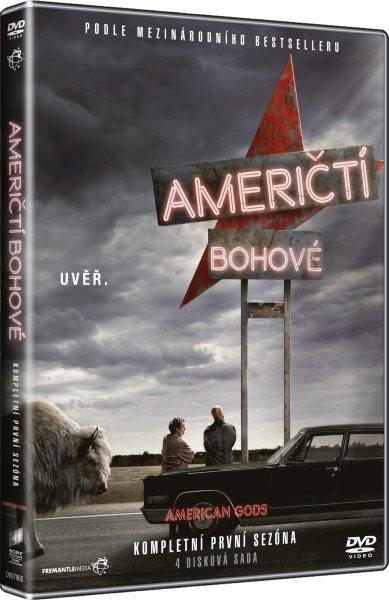 CD Shop - AMERIčTí BOHOVé (I. SéRIE, 4DVD)