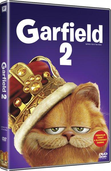 CD Shop - GARFIELD 2 BIGFACE