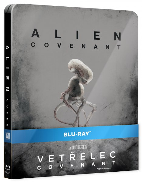 CD Shop - VETřELEC: COVENANT (STEELBOOK)