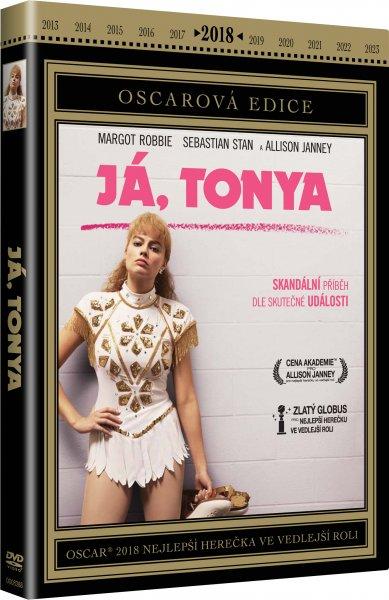 CD Shop - Já, TONYA (OSCAR EDICE, O-RING) CZ