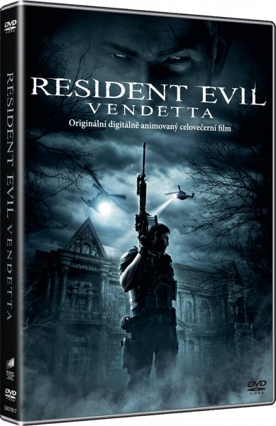 CD Shop - RESIDENT EVIL: VENDETTA