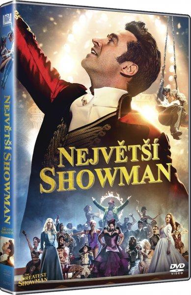 CD Shop - NEJVěTší SHOWMAN