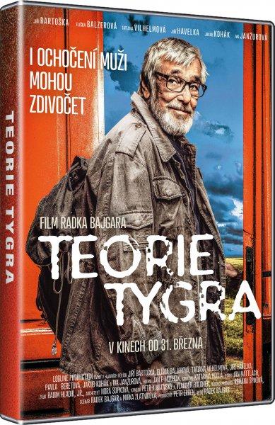 CD Shop - TEORIE TYGRA