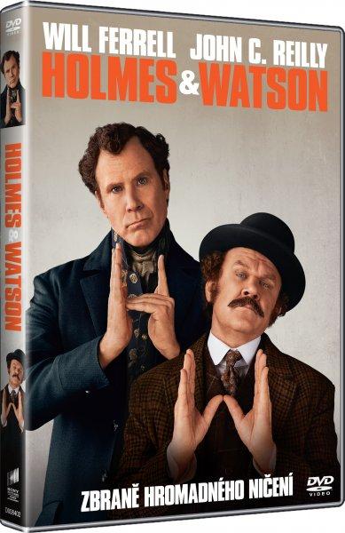 CD Shop - HOLMES & WATSON