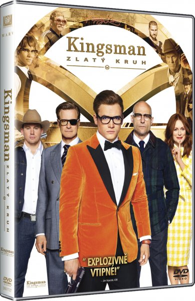 CD Shop - KINGSMAN: ZLATý KRUH