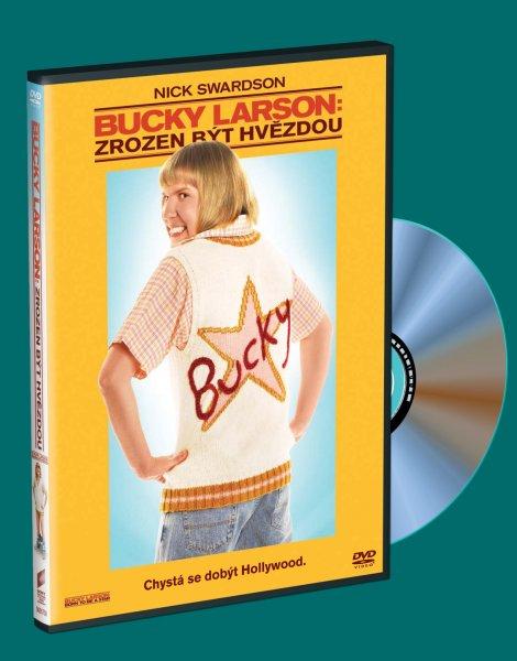 CD Shop - BUCKY LARSON: ZROZEN BýT HVěZDOU