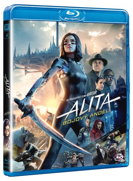 CD Shop - ALITA: BOJOVý ANDěL