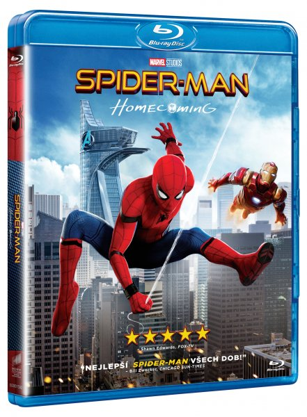 CD Shop - SPIDER-MAN: HOMECOMING