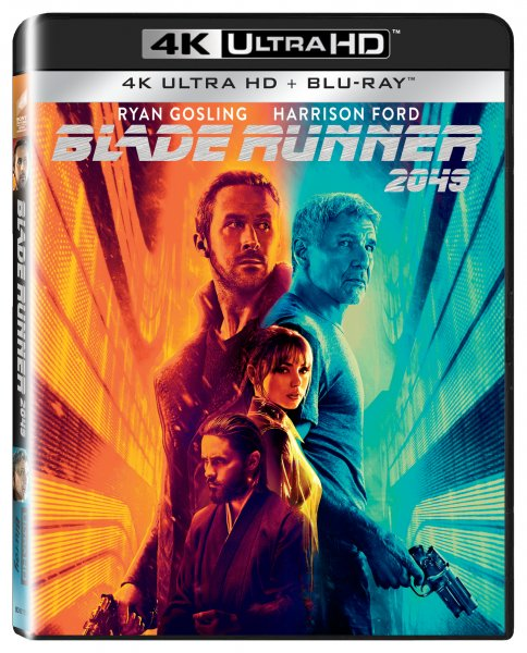 CD Shop - BLADE RUNNER 2049 UHD + BD