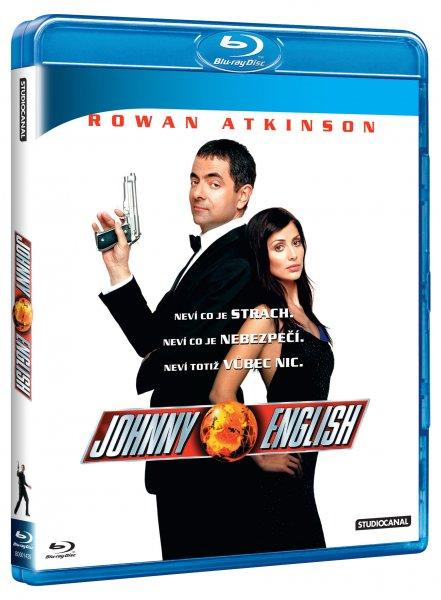 CD Shop - JOHNNY ENGLISH