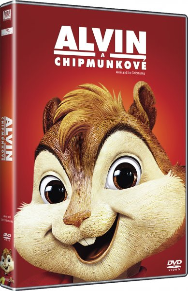 CD Shop - ALVIN A CHIPMUNKOVé BIGFACE