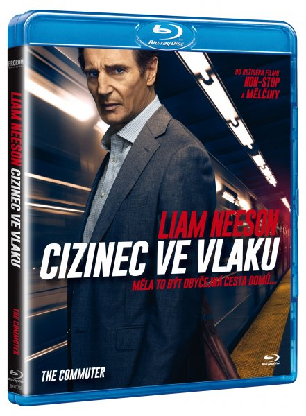 CD Shop - CIZINEC VE VLAKU