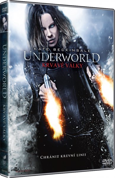 CD Shop - UNDERWORLD: KRVAVé VáLKY