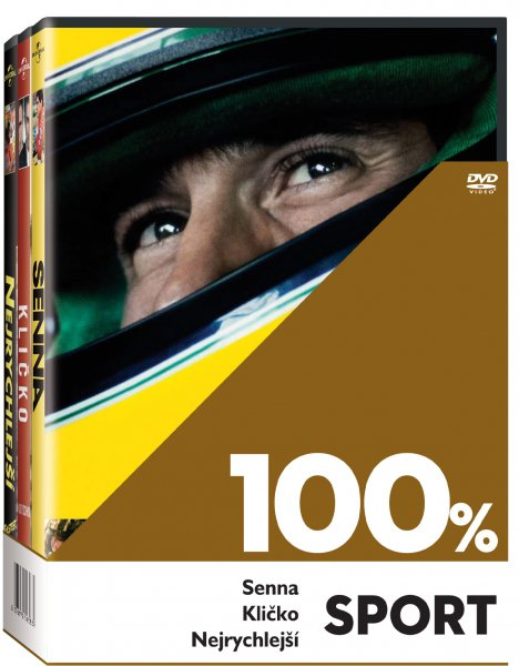 CD Shop - 3 DVD 100% SPORT