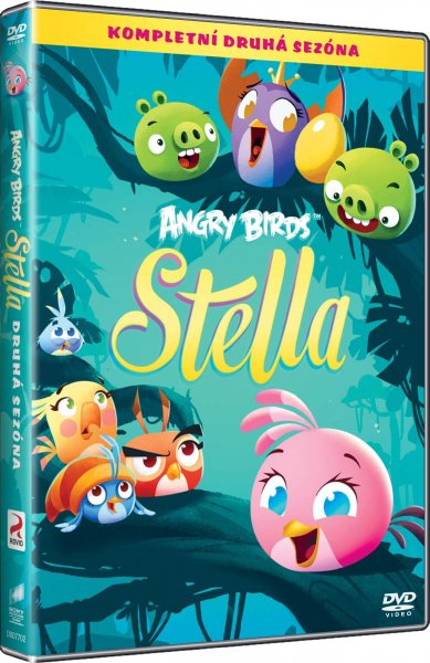 CD Shop - ANGRY BIRDS: STELLA 2. SéRIE