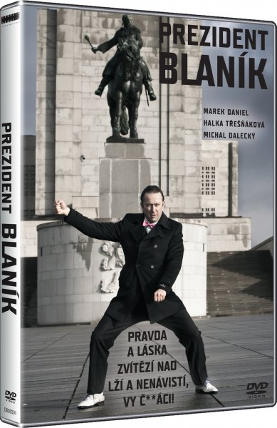 CD Shop - PREZIDENT BLANíK
