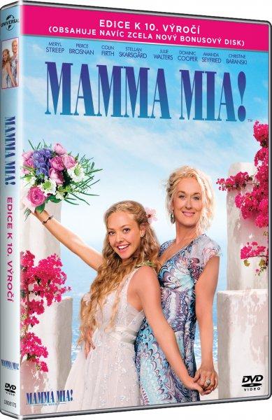 CD Shop - MAMMA MIA! 10TH ANNIVERSARY EDITION (+ BONUS DISK S CZ TITULKY)