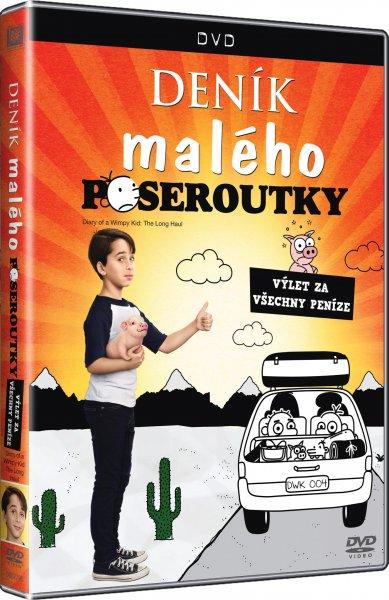 CD Shop - DENíK MALéHO POSEROUTKY: VýLET ZA VšECHNY PENíZE