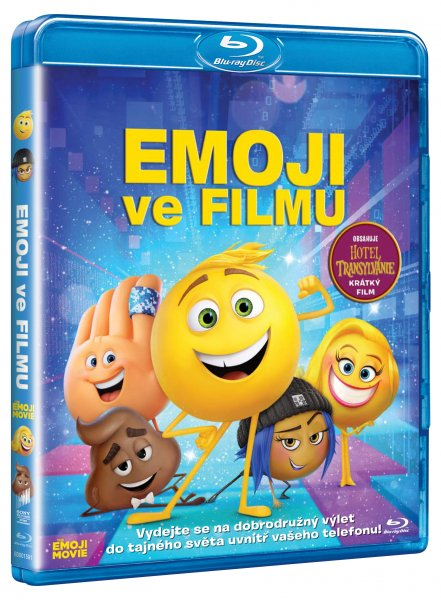 CD Shop - EMOJI VE FILMU