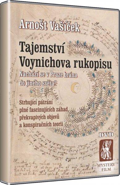 CD Shop - TAJEMSTVí VOYNICHOVA RUKUPOISU