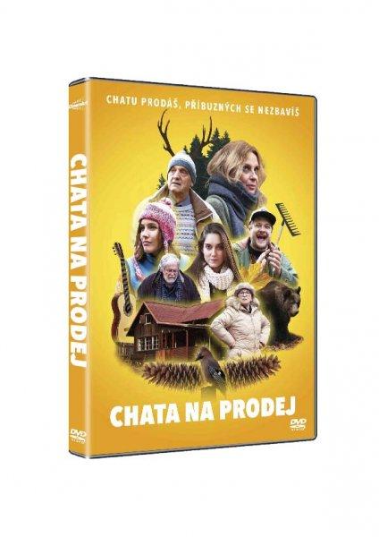 CD Shop - CHATA NA PRODEJ