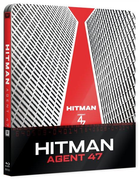CD Shop - HITMAN: AGENT 47 (STEELBOOK)