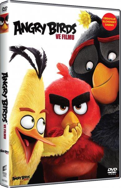 CD Shop - ANGRY BIRDS VE FILMU