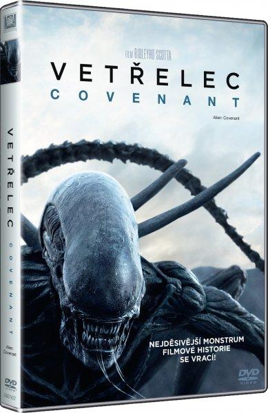 CD Shop - FILM VETRELEC: COVENANT DVD