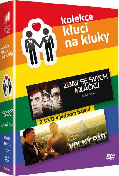 CD Shop - 2 DVD KOLEKCE KLUCI NA KLUKY