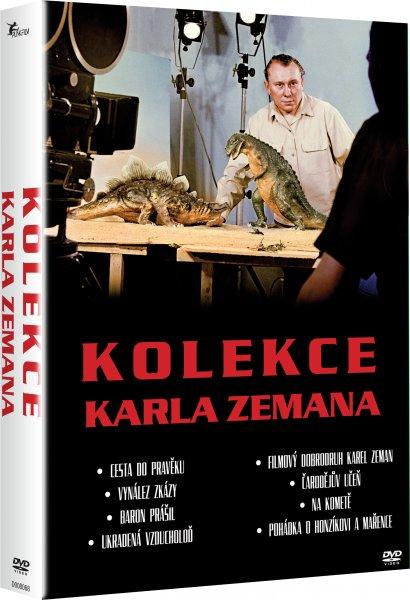 CD Shop - 8DVD KOLEKCE KARLA ZEMANA