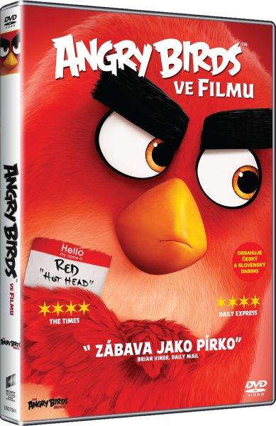 CD Shop - ANGRY BIRDS VE FILMU BIG FACE
