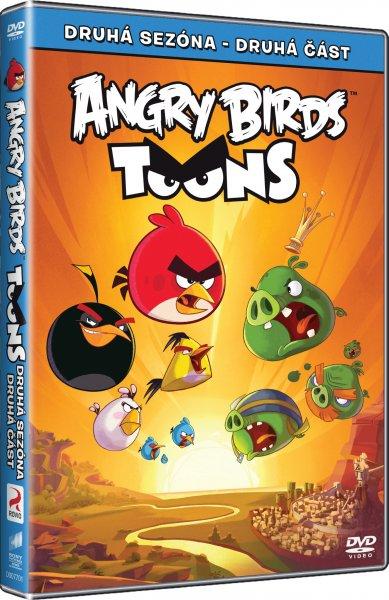 CD Shop - ANGRY BIRDS TOONS 2. SéRIE 2. čáST