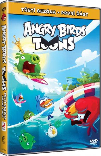 CD Shop - ANGRY BIRDS TOONS 3. SéRIE 1. čáST