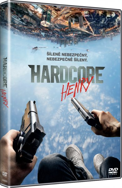 CD Shop - HARDCORE HENRY