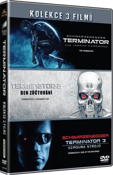 CD Shop - TERMINATOR 1 - 3