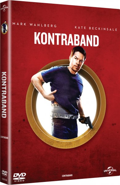 CD Shop - KONTRABAND (UNBELIEVABLE ENTERTAINMENT, O-RING)