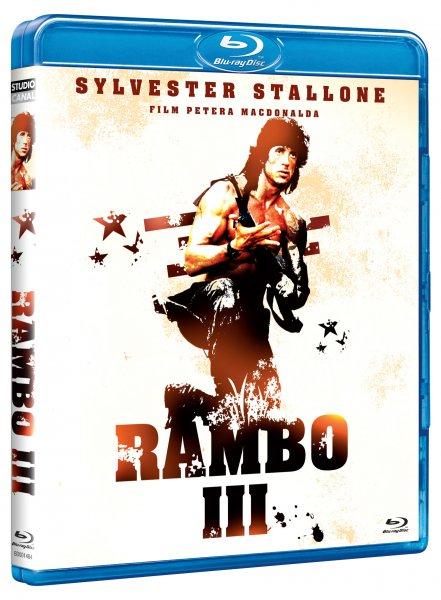 CD Shop - RAMBO 3