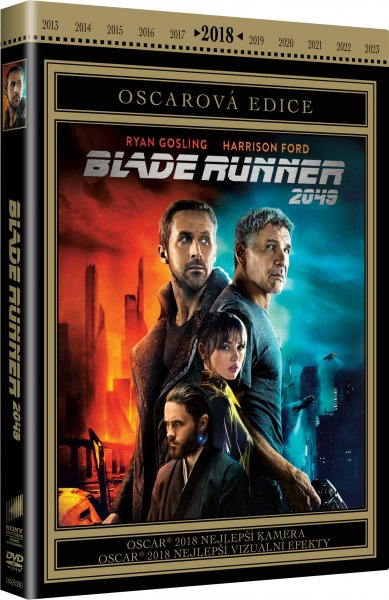 CD Shop - BLADE RUNNER 2049 (OSCAR EDICE, O-RING) CZ