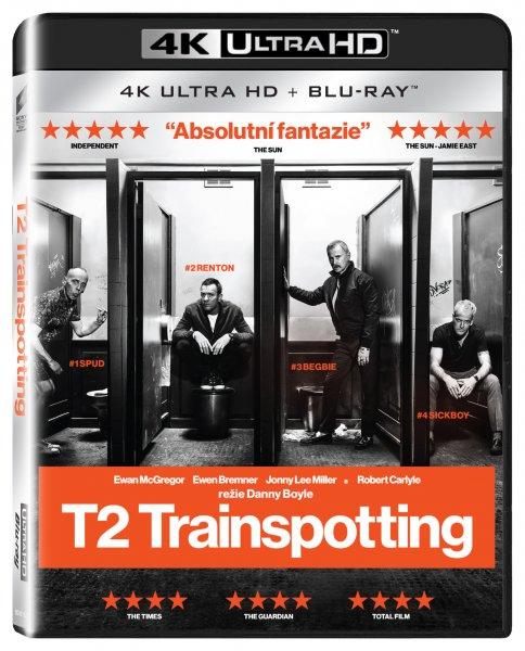 CD Shop - T2 TRAINSPOTTING UHD + BD