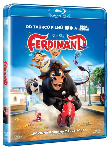 CD Shop - FERDINAND